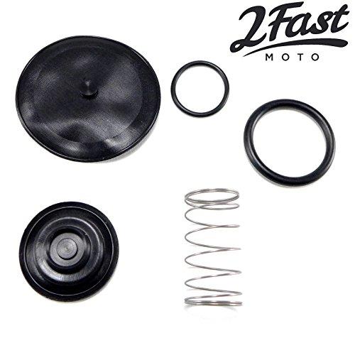 - 2FastMoto - Honda CB750 Nighthawk Fuel Valve Repair/Rebuild Kit