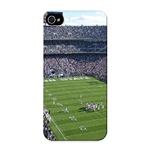EKJwgM-4351-iSkpf Tough Iphone 5/5s Case Cover/ Case For Iphone 5/5s(penn State Football Game Stadium) / New Year's Day's Gift
