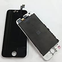 tested FOR iPhone 5s LCD Display and Touch Screen+Tools+film Digitizer Assembly Replacement Accessories 4.0 inches 1136640 (white)