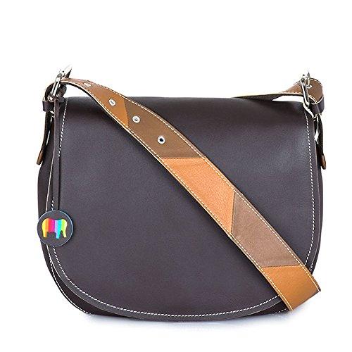 Mywalit 2087 2087 Mywalit Bag Satchel Mocha Satchel Bag Shoulder Leather Shoulder Leather Mocha YpgwqaTx