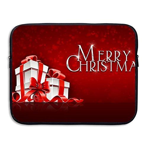 Joe Dirt Costume Amazon (BANA Custom Merry Christmas Gift Shock-Resistant Laptop Protector Cover Bag 13 Inch)