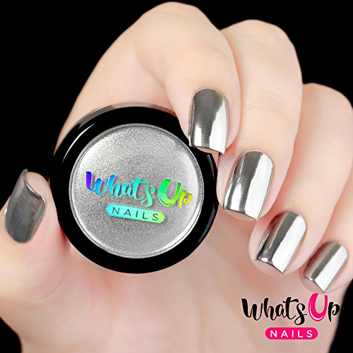 Chrome Powder For Mirror Nails