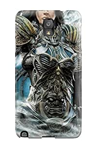 New Tpu Hard Case Premium Galaxy Note 3 Skin Case Cover(awesome Anime S)