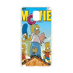 RHGGB Simpsons movie Case Cover For samsung galaxy Note4 Case