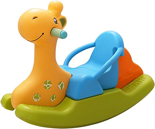 Cheval à bascule Jouet bébé en Plastique