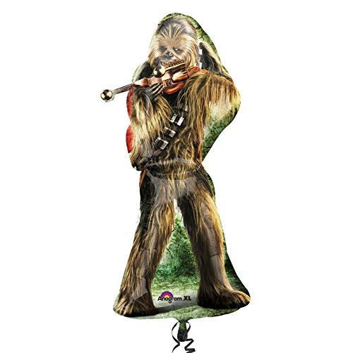Star Wars Chewbacca Jumbo Foil