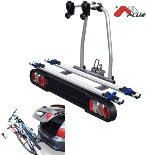 Menabo - Project Tilting 2 - Porta bicicletas sobre enganche para ...
