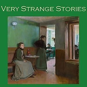 Very Strange Stories Hörbuch