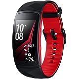 Samsung SM-R365NZRNXSA Smart Watch Gear Fit2 Pro Smart Fitness Band (Australian Version), Red