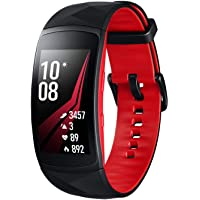 Samsung SM-R365NZRNXSA Smart Watch Gear Fit2 Pro Smart Fitness Band (Australian Version), Red