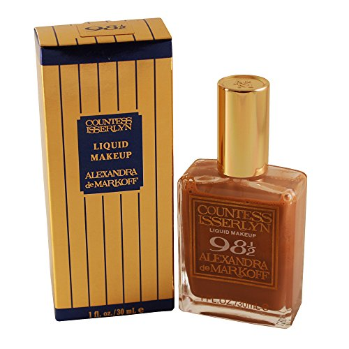 Alexandra De Markoff Countess Makeup Isserlyn Liquid for Women, 98 1/2, 1 Ounce