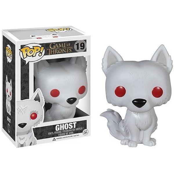 Funko FK3876 Pop! TV: Juego de Tronos- Ghost Fantasma: Amazon.es: Juguetes y juegos