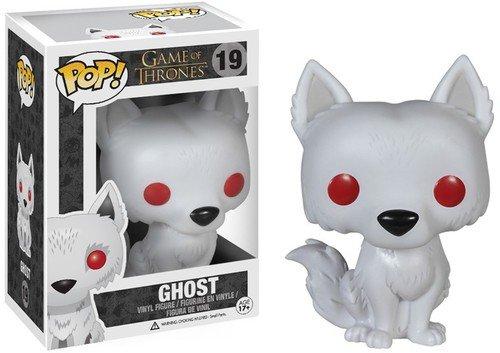 Funko FK3876 Pop! TV Juego de Tronos- Ghost Fantasma
