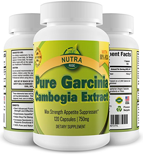 100% Pure Garcinia Cambogia Extract with 80% HCA, Weight Loss Diet Pills for Women and Men, Lose Weight Fast, Lose Belly Fat, All Natural Appetite Suppressant, Carb Blocker and Weight Loss Supplement (Diet Pills Ace compare prices)