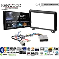 Volunteer Audio Kenwood DDX9904S Double Din Radio Install Kit with Apple CarPlay Android Auto Bluetooth Fits 2004-2006 Ford Expedition, Lincoln Navigator