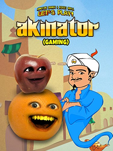 amazon com  clip  annoying orange  u0026 midget apple let u0026 39 s