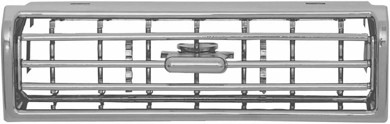 GG Grand General 68234 Chrome Plastic Dash Instrument Panel Cover for Peterbilt 90-2000