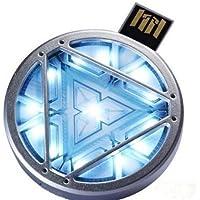 MARVEL IRON MAN 3 ARC REACTOR (8GB) USB LED LIGHT FLASH DRIVE NEW!!! 2013