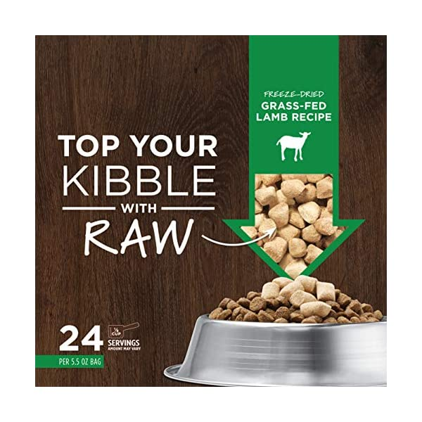 Instinct Freeze Dried Raw Boost Mixers Grain Free Recipe All Natural Dog Food Toppers 2
