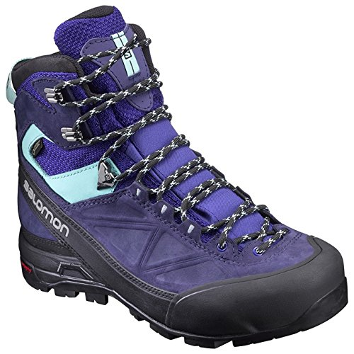 X High Women's Spectrum 000 MTN Aura Boots GTX Rise Blue Hiking W Aruba Salomon Astral Blue Blue Alp HSwqn5p