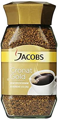 Jacob's Coffee Jacobs Cronat Gold Instant, 7.05-Ounce (Pack of 2) by Jacob's Coffee