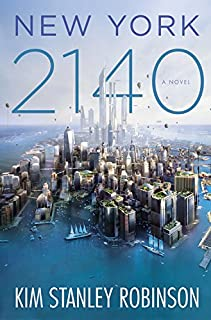 Book Cover: New York 2140