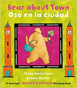 Image result for oso bilingual books