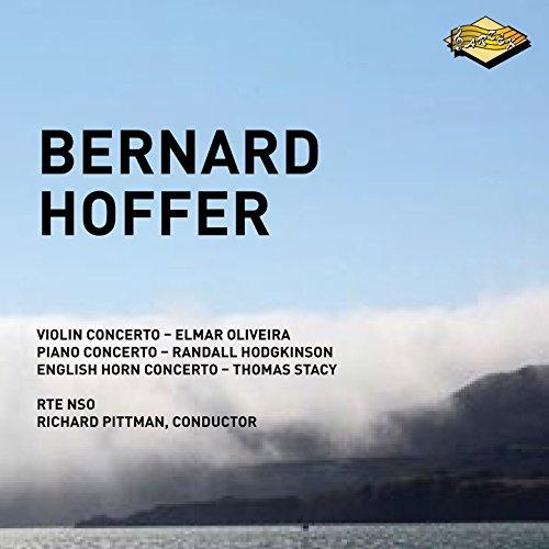 Bernard Hoffer: Concertos for ...