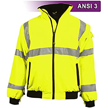 Majestic 75 1301 High Visibility Waterproof Winter Bomber