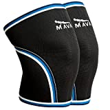 Original Knee Sleeves - Increase Performance & Comfort while Protecting...