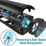 VEEAPE-Compressore-daria-portatile-con-batteria-ricaricabile-2000-mAh-mini-pompa-per-bicicletta-elettrica-multifunzione-per-auto-moto-palle-e-ecc-con-schermo-LCD-digitale-e-torcia-LED