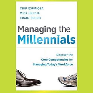 Managing the Millennials Audiobook