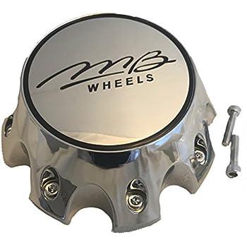 Amazon Com Mb Motoring Wheels Mr436 437 653285f 1 Chrome