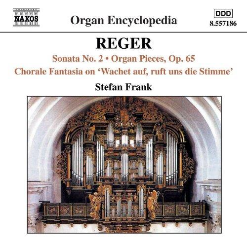 Reger: Organ Works, Vol. 5 - Organ Sonata No. 2 / 12 Organ Pieces / Chorale Fantasia On Wachet Auf, Ruft Uns Die Stimme