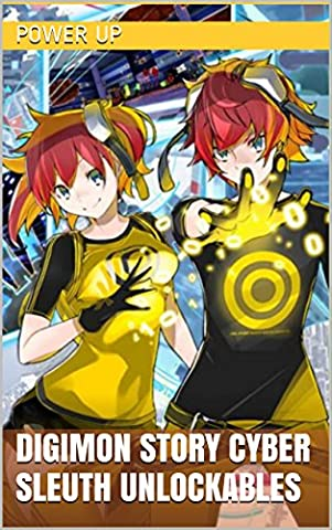 Digimon Story Cyber Sleuth Unlockables (Digimon Puzzle)