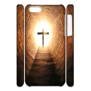 C-Y-F-CASE DIY Design God Christian Cross Pattern Phone Case For iPhone 5C hjbrhga1544