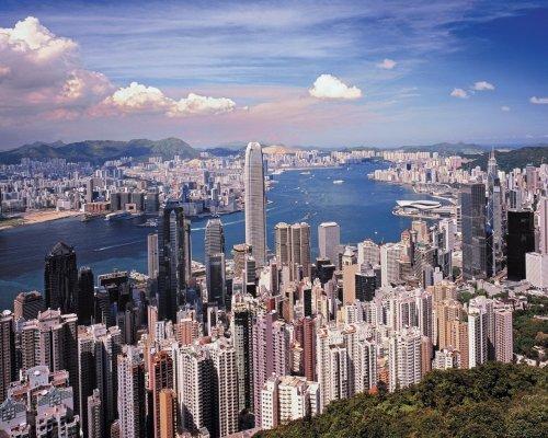 Hong Kong Jigsaw Puzzle 2000 pieces