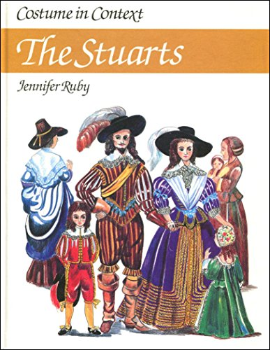 Costume in Context: The Stuarts (Costume in Context Series) - Beauty Young Adult Costume