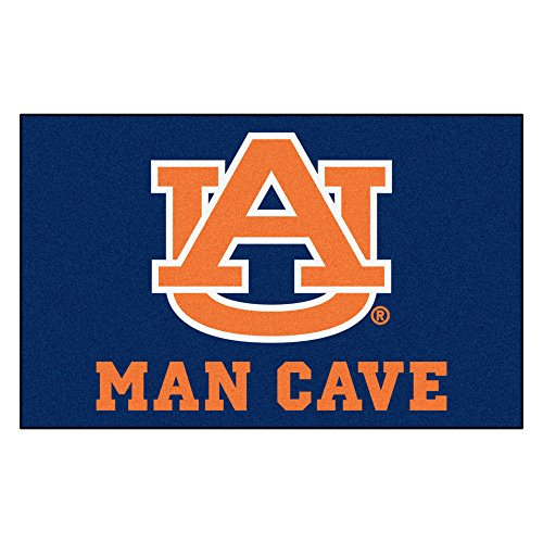 Fanmats 14531 Auburn University Nylon Universal Man Cave UltiMat (Fanmats Auburn Rug)