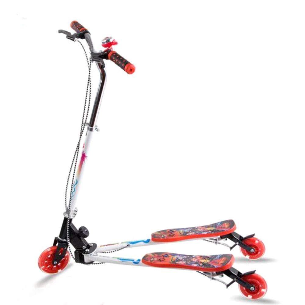 【通販激安】 スクーターを蹴る子供たち カエルスクーター、スイングカー 赤)、三輪スクーター、自転車 (色 B07R6692TS : (色 赤) B07R6692TS 赤, サロマチョウ:4aab8ab6 --- senas.4x4.lt