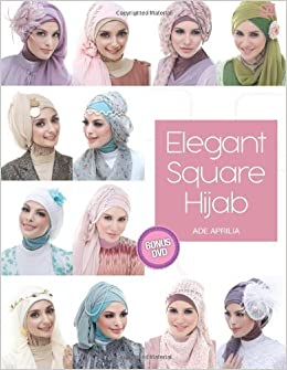 Elegant Square Hijab (Indonesian Edition): Ade Aprilia: 9789792296150: Amazon.com: Books