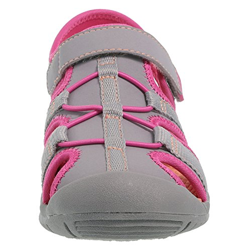 Pictures of Rugged Outback Grey Pink Girls' Marina Bumptoe 175191040 2