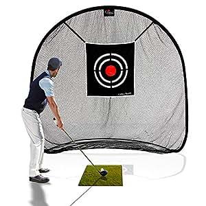 Galileo Golf Net Training AIDS Hitting Practice Nets ...