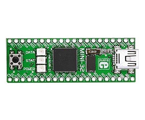 Development Boards & Kits - PIC / DSPIC MINI-32 BOARD