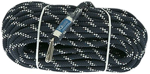 PolyRopes 3066760830 driza de Vela Mayor Unisex, Marina
