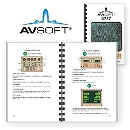 boeing b757 200 qsg quick study guide boeing avsoft rh amazon com B757 Replacement B757 UPS
