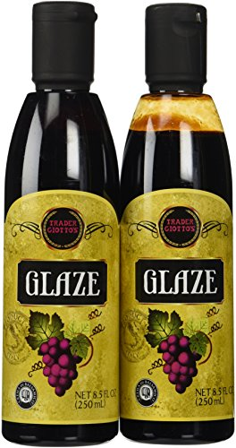 Trader Giotto's Balsamic Glaze - Set of 2 (Each 8.5 fl -