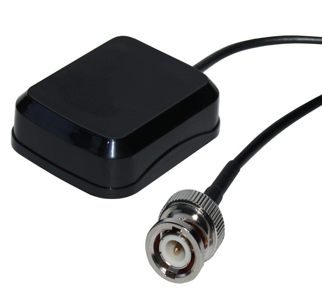 AERZETIX: Antena GPS BNC macho para coche compatible con Garmin navegacion C10983: Amazon.es: Coche y moto