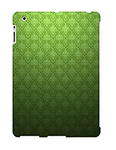 Ideal Podiumjiwrp Case Cover For Ipad 2/3/4(vintage Wall Pattern ), Protective Stylish Case