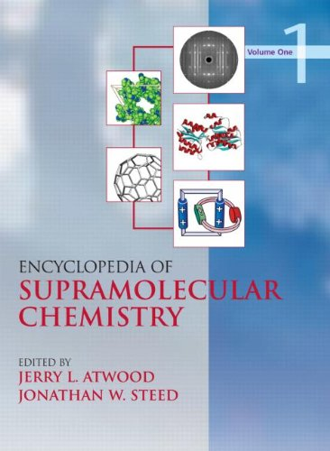 Encyclopedia Of Supramolecular Chemistry (2 Volume Set)